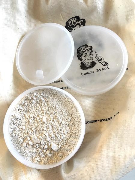 Produits d'antan naturels et bio Comme avant