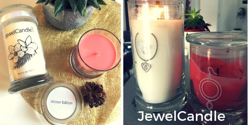 Des bougies-bijoux