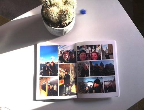 Mon album photo avec l'Atelier Rosemood
