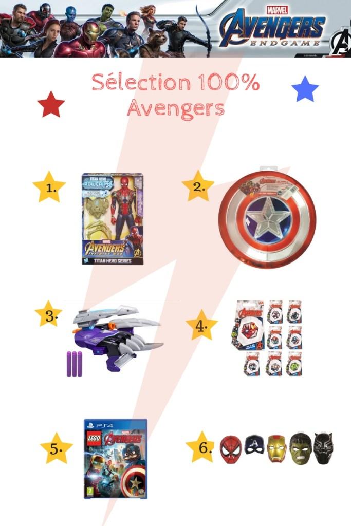 shopping avengers !