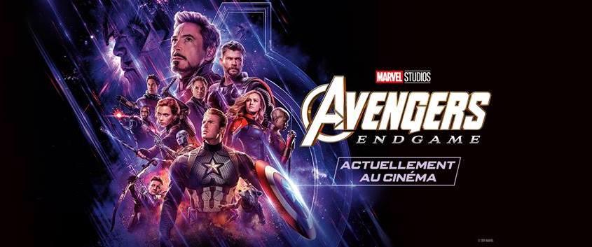 Shopping Avengers : Endgame