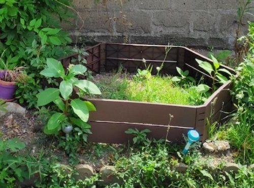 Notre carré potager Oasis Garden #Maxitoys