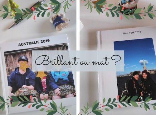 QUel sst mon album myFUJIFILM préféré ? Mat ou Brillant ?