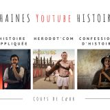 chaines youtube histoire