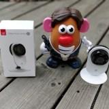 Presentation caméra surveillance Yi