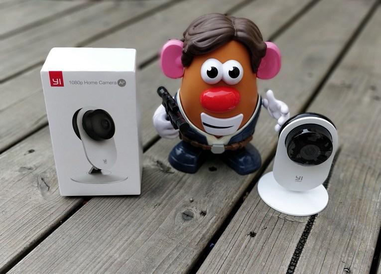 Surveiller sa maison sans effort #YI #Camera