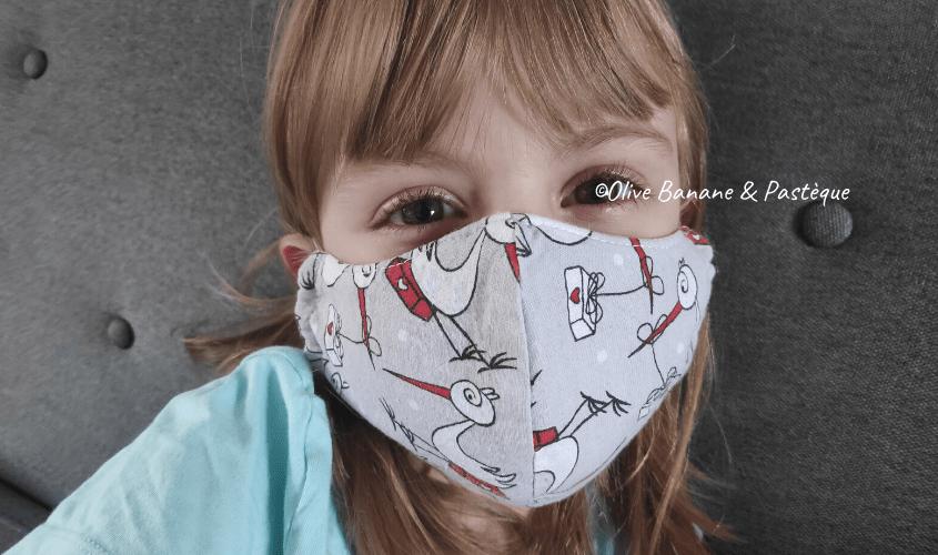 Où acheter des masques en tissu pour enfants ? #déconfinement
