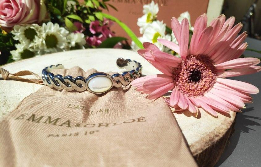 Le bracelet chic Emma & Chloé #osezlaboxdecreateur