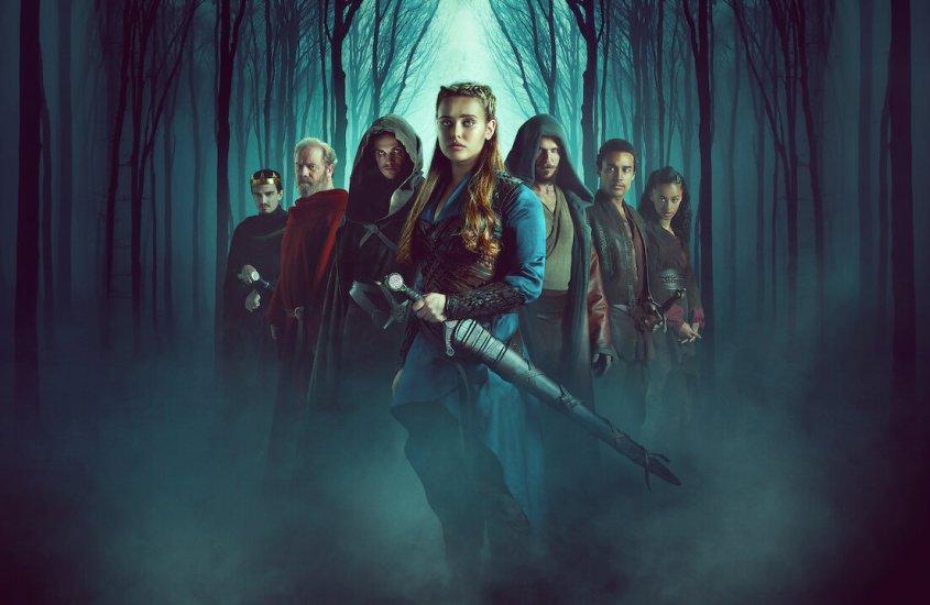 Cursed la rebelle sur Netflix