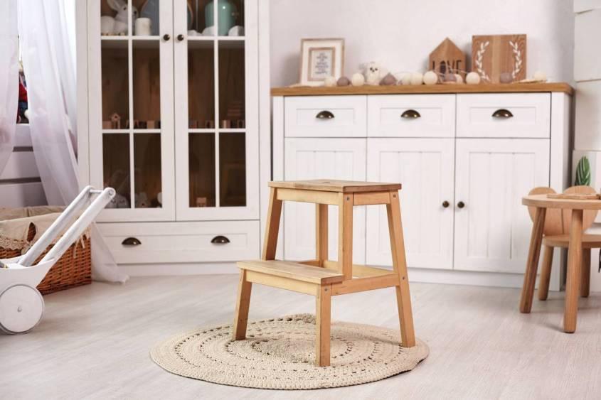 meuble en bois sur mesure