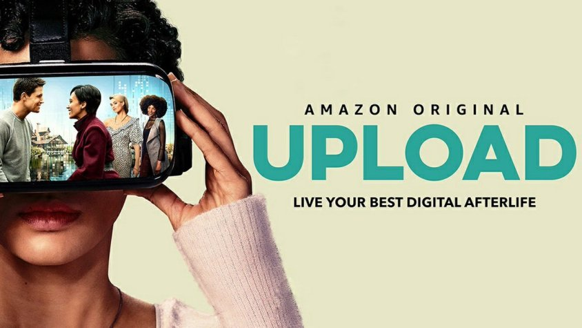 Upload : la série d'anticipation à voir sur amazon Prime
