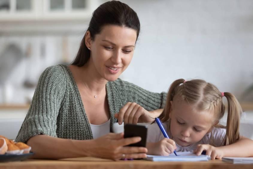 coloriage en ligne parents enfants