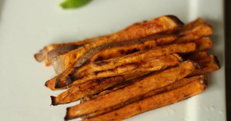 Chipotle Sweet Potato Fries