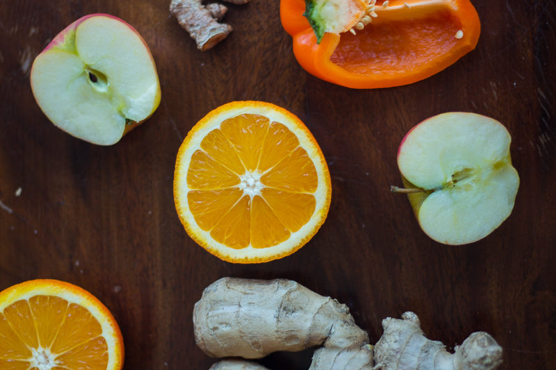 Immune Boosting Citrus Juice
