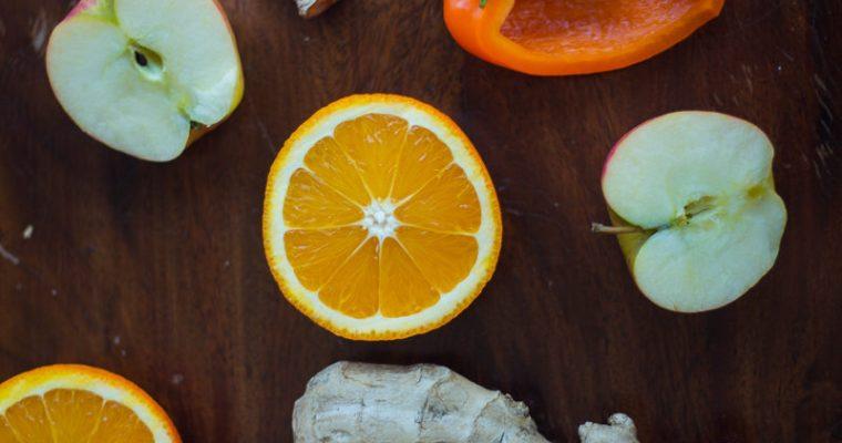 Immune Boosting Citrus Juice