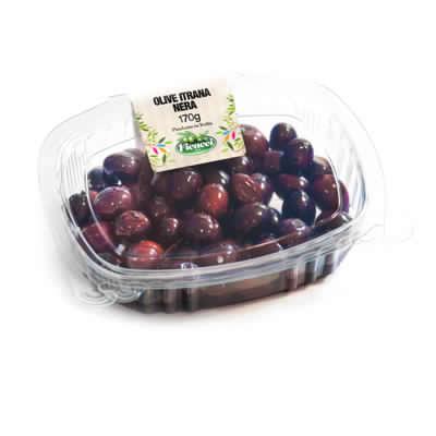 olive nere itrana 170g