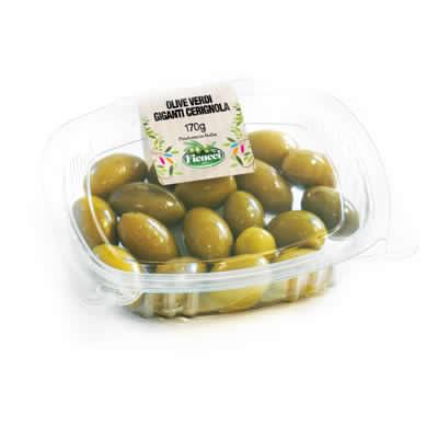 olive verdi cerignola giganti 170g