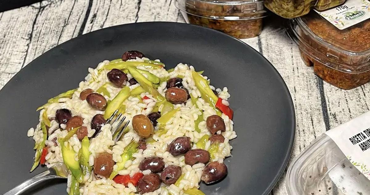 risotto-asparagi-con-olive