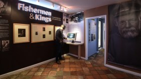 New displays at Cromer Museum