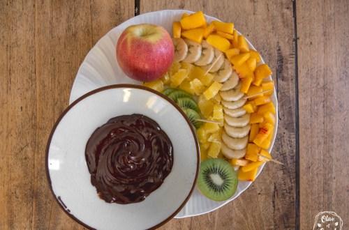 Fondue Chocolat Vegan Sans Gluten