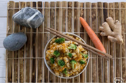 Riz Vegan Sans Gluten