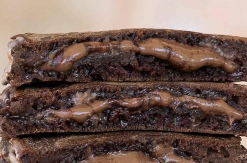 Choco-Pancakes fourrés Chocolat !