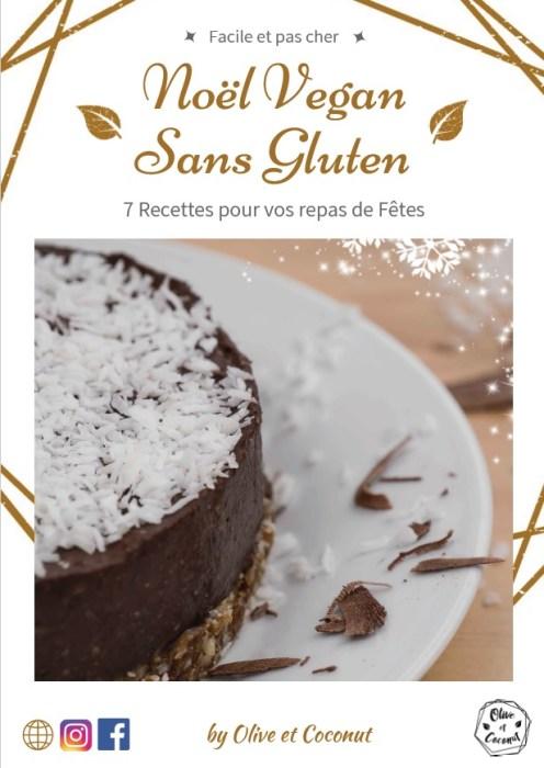 Ebook Noël Vegan Sans Gluten