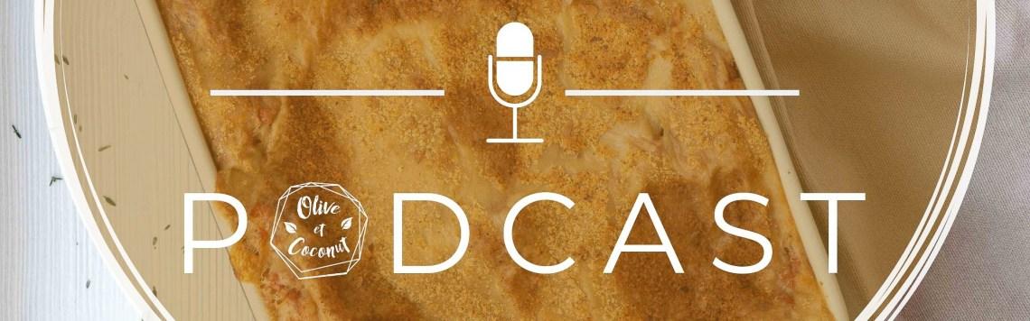 Podcast Lasagnes Vegan Sans Gluten