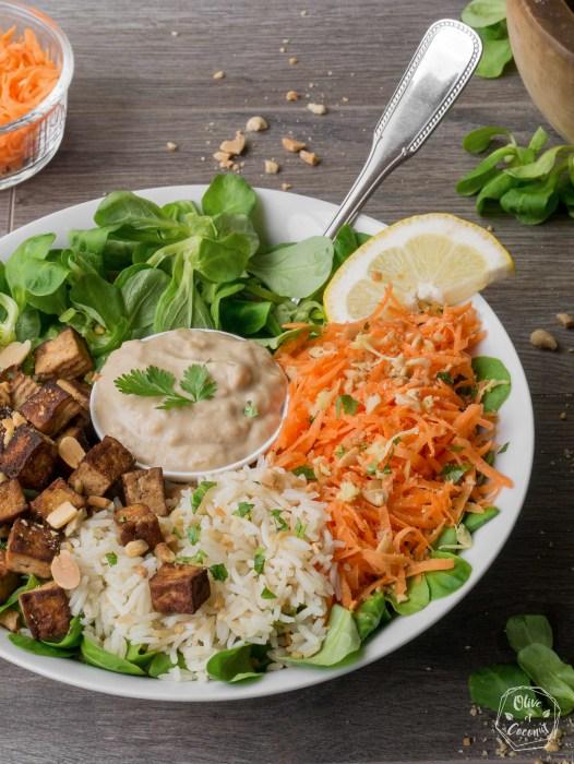 Buddah Bowl Vegan Sans Gluten