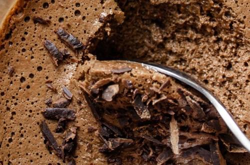 Mousse au Chocolat Vegan