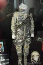 Glenn's Space Suit