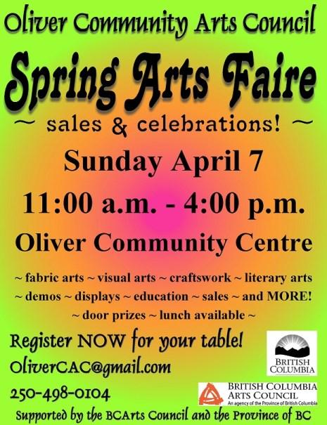 Spring Art Faire 2013 - entry sm