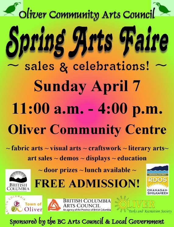 Spring Art Faire 2013 sm