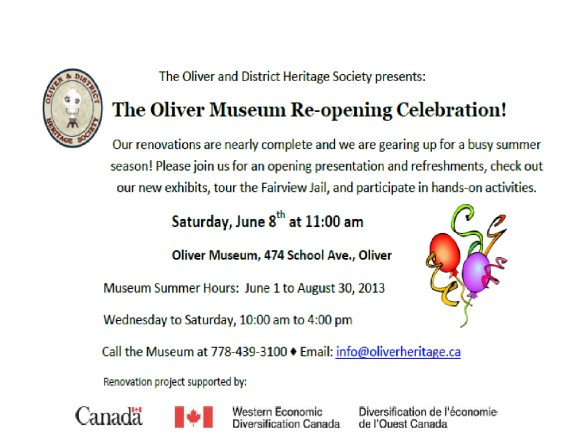 Museum Reopens