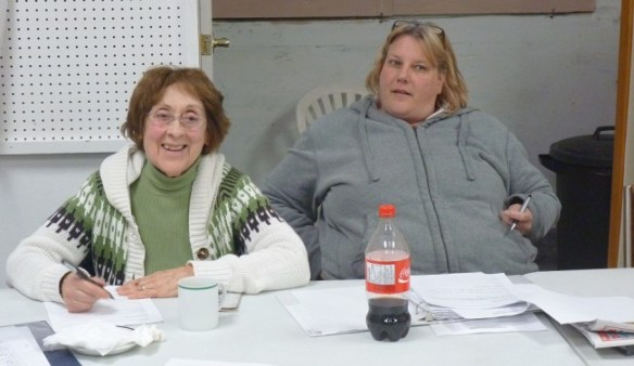 Jennifer and Diane