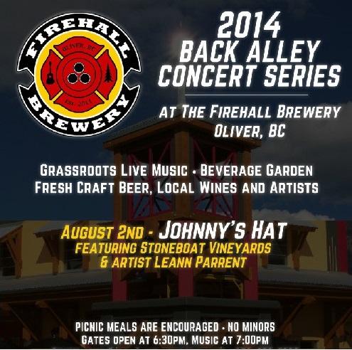 Back Alley Concerts last