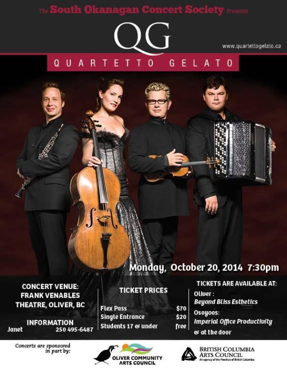 SOCS_QuartettoGelato_Poster_LowRes