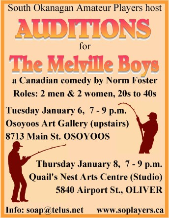 Melville Boys Audition - colour