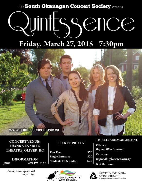 Quintessence Poster