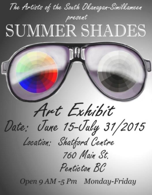 Summer Shades_ art show