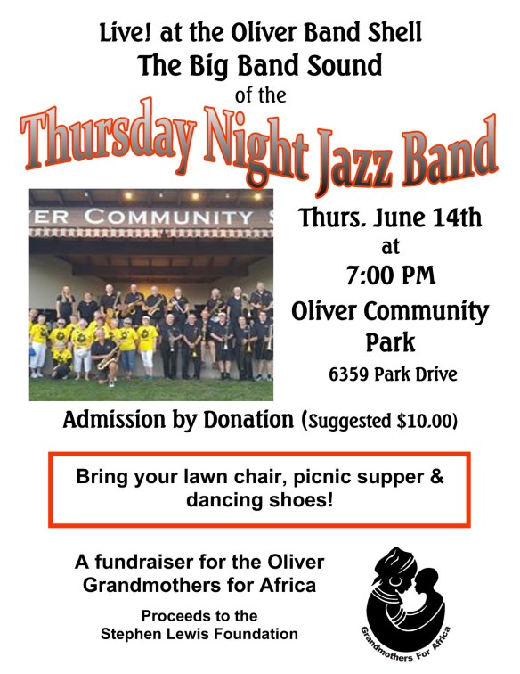 Oliver community arts council for Interno 1 jazz council