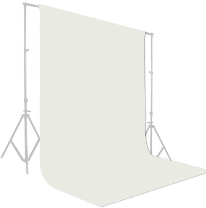 Elfenbeinfarbiger Hintergrund aus Polyester