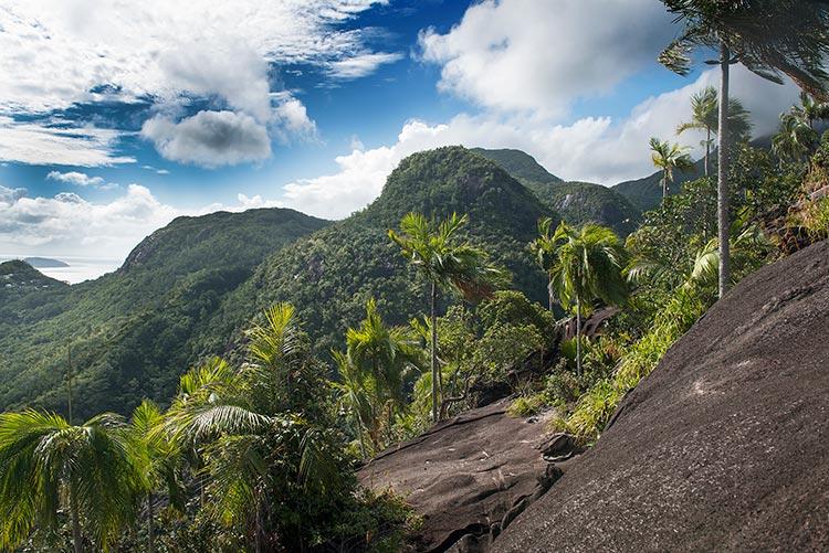 mahe mountains seychelled