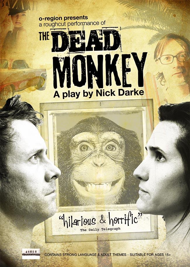 the dead monkey by o-region