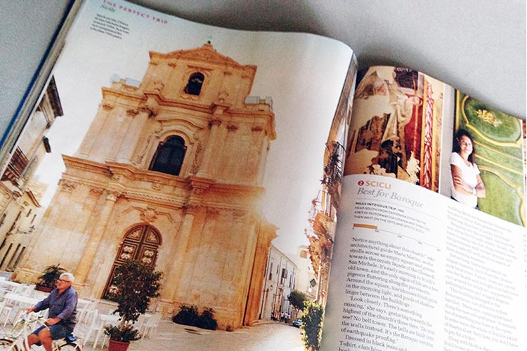 Baroque Scicli Sicily Lonely Planet