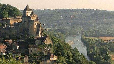 dordogne chateau de beynac