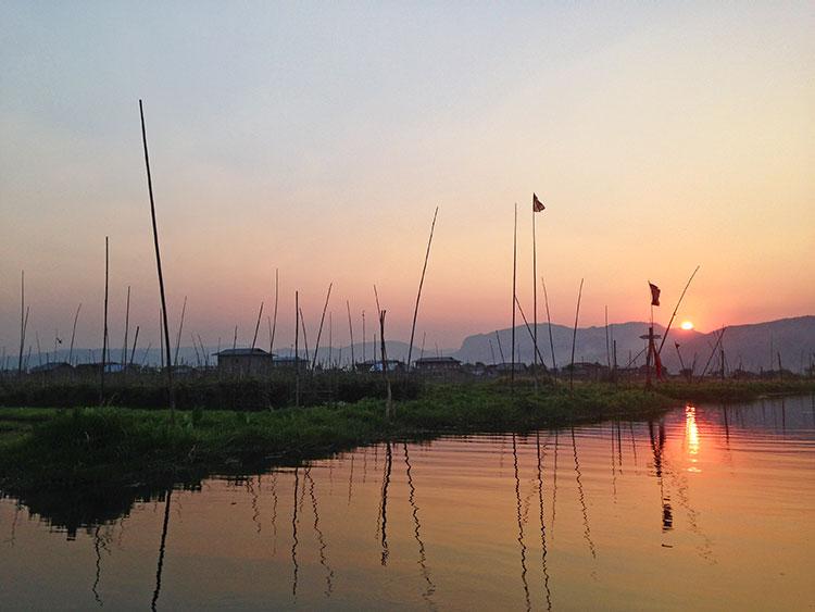 inle lake burma videos
