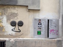 Street Art in Florence, Italy