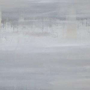 Serene, abstract art piece