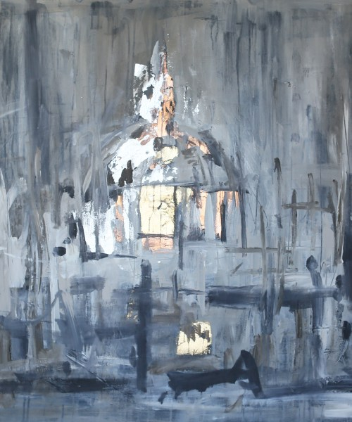 St Paul's by night - Oliver Watt
